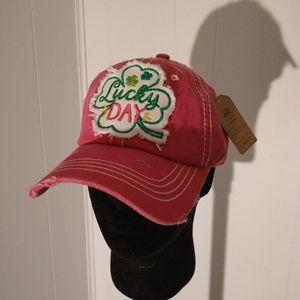 Women's Lucky Day Hat